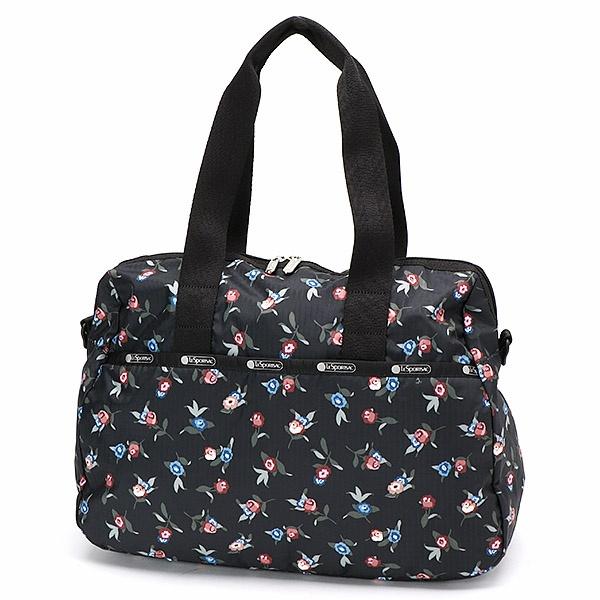 HARPER BAG/ジニアフィールズブラック/レスポートサック(LeSportsac)