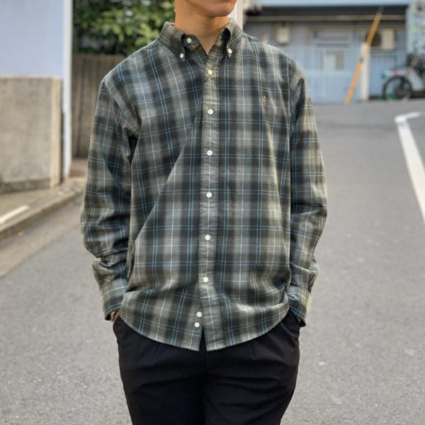 【Gymphlex / ジムフレックス】ボタンダウンシャツ #J-0643VHC/フレディ&グロスター メンズ(FREDY&GLOSTER)