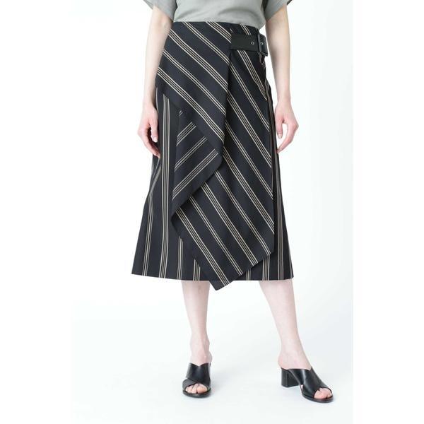 クールストライプスカート/アドーア(ADORE)