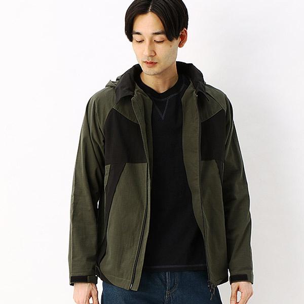 HINOKO-2wayフードジャケット(難燃)/クリフメイヤー(メンズ)(KRIFF MAYER)