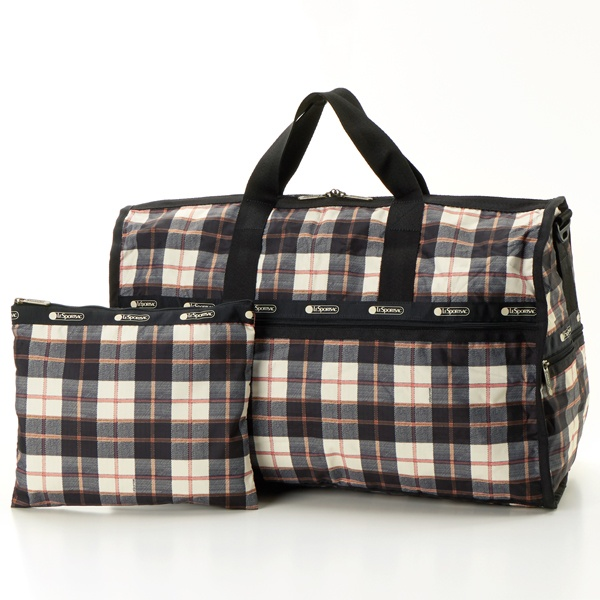 LARGE WEEKENDER/チェスナット/レスポートサック(LeSportsac)