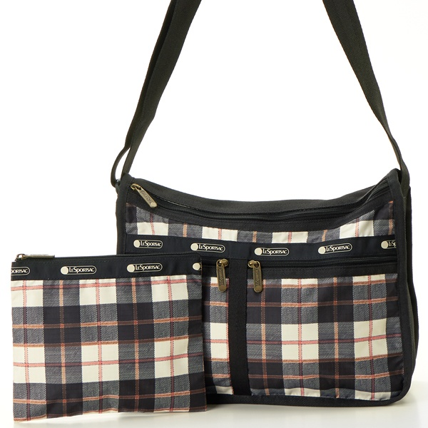 DELUXE EVERYDAY BAG/チェスナット/レスポートサック(LeSportsac)