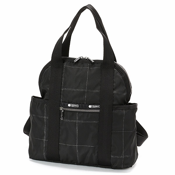 DOUBLE TROUBLE BACKPACK/ホリデークロッシング/レスポートサック(LeSportsac)
