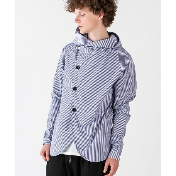 Slack Hoodie Shirt/レアセル(rehacer)
