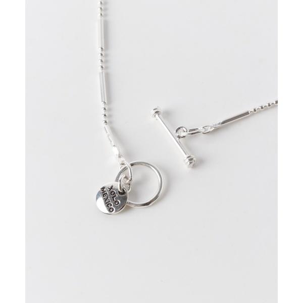 メンズグッズ XOLO pipe link necklaceアーバンリサーチ メンズURBAN RESEARCHy6gf7b