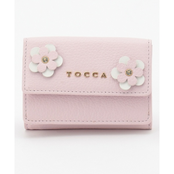 FLORA TRIFOLD WALLET 財布/トッカ(TOCCA)
