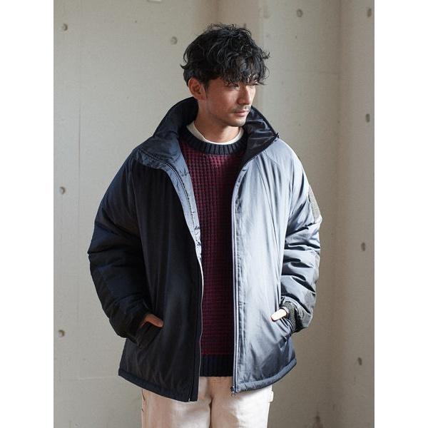 ・中綿ビックブルゾン/セブンデイズサンデイ(メンズ)(SEVENDAYS SUNDAY)