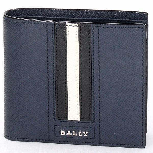 二つ折り財布 TEISEL.LT/17/Bally(バッグ&ウォレット)(Bally(bag&wallet))