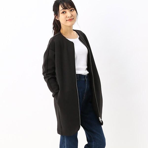 【DANSKIN】ジャケット(レディース ハイブリッドショートコート)/ダンスキン(DANSKIN)