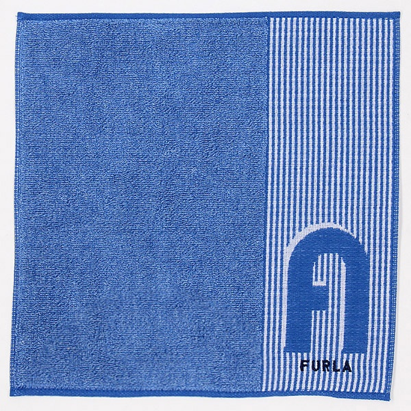 フルラ(FURLA/雑貨) 【約25×25cm】タオルハンカチ(メンズ)/フルラ(FURLA/雑貨)