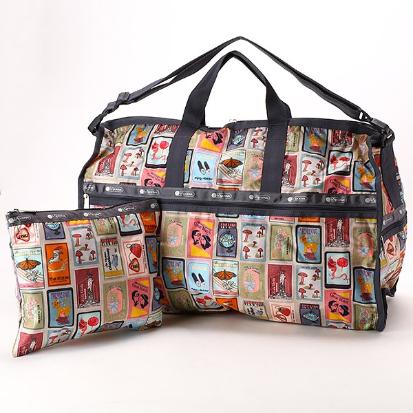 EXTRA LARGE WEEKENDER/パーフェクトマッチ/レスポートサック(LeSportsac)