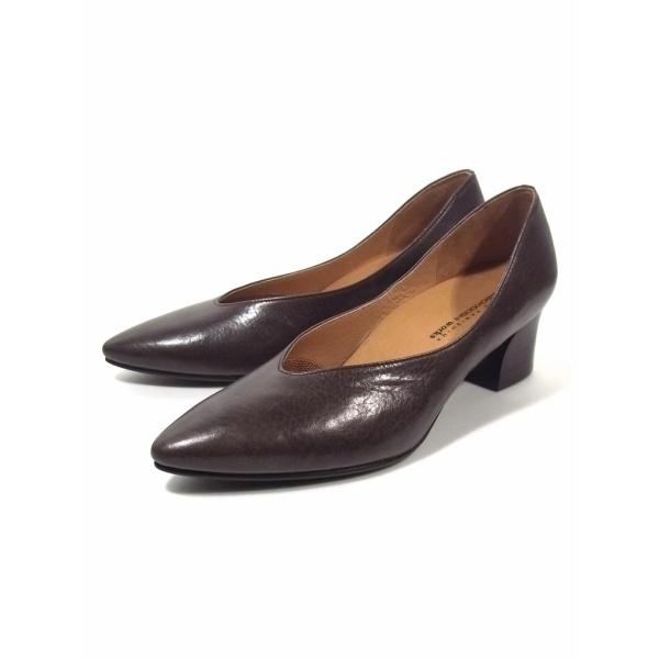 Justin Reece Max Men Leather Matt Navy Brown Formal Shoes Size UK 6-12