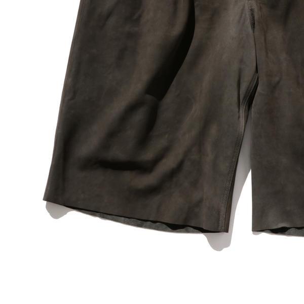 VAPORIZENubuck Pleats Shorts ビームス BEAMSUVzGqSMp