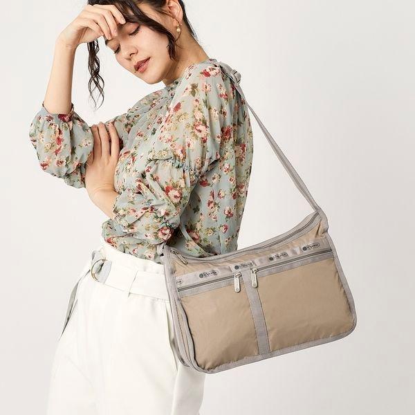 【日本限定】DELUXE EVERYDAY BAG/トープシークレット/レスポートサック(LeSportsac)