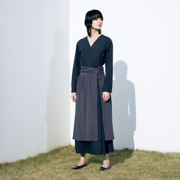 RBS / スカート付き カシュクール ワンピース/レイ ビームス(Ray BEAMS)