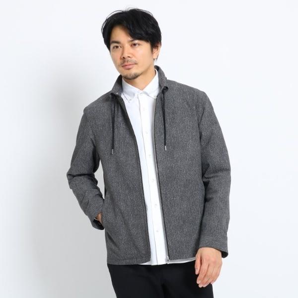 【Sサイズ~】COOLMAX(R)4WAYストレッチサッカーデッキブルゾン/タケオキクチ(TAKEO KIKUCHI)