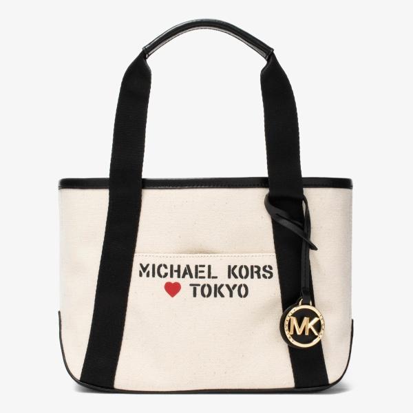 THE MICHAEL BAG スモール トートバッグ - TOKYO/マイケル・コース(Michael Kors)