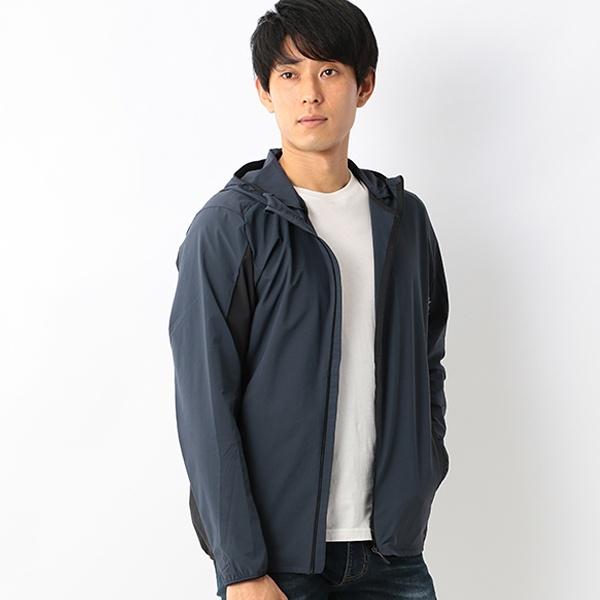 メンズジャケット/(Airy Soft Shell Jacket)/フェニックス(phenix)