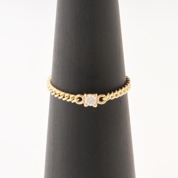 ダイヤモンド キヘイチェーンリング/ココシュニック(COCOSHNIK)