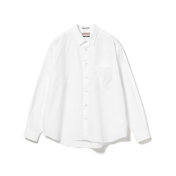 BEAMS LIGHTS / THOMAS MASON レギュラーカラーシャツ/ビームス ライツ(メンズ)(BEAMS LIGHTS)