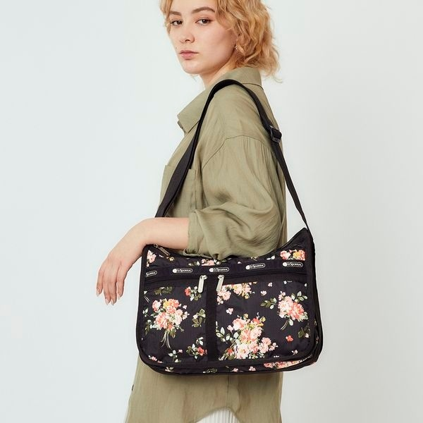 DELUXE EVERYDAY BAG/ガーデンローズ/レスポートサック(LeSportsac)