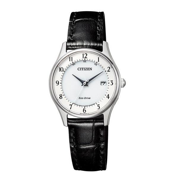 腕時計 シチズンコレクション AL完売しました エコ シチズン 新色追加 ドライブ電波時計 ES0000-10A