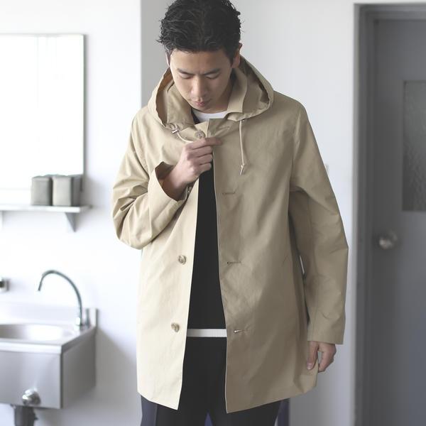 Traditional Weatherwear × BEAMS / 別注 DERBY HOOD ステ/ビームス(BEAMS)