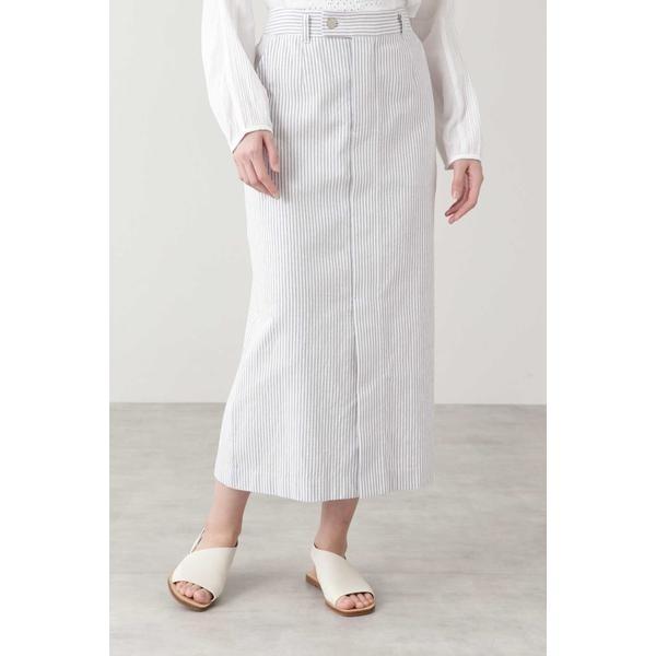 ◆≪Japan Couture≫パイルドビースカート/ヒューマンウーマン(HUMAN WOMAN)