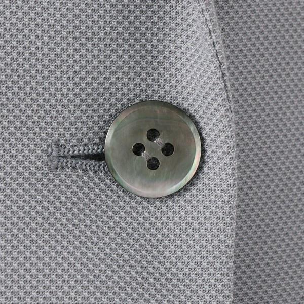 Lセットアップ対応美Jacket吸水速乾ウォッシャブル コーコランカノコテーラード トランスワーク LTR5R4LAj