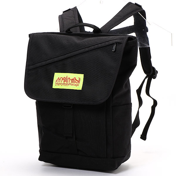 NAUGHTIAM別注 NYC Print Washington SQ Backpack/ノーティアム(NAUGHTIAM)