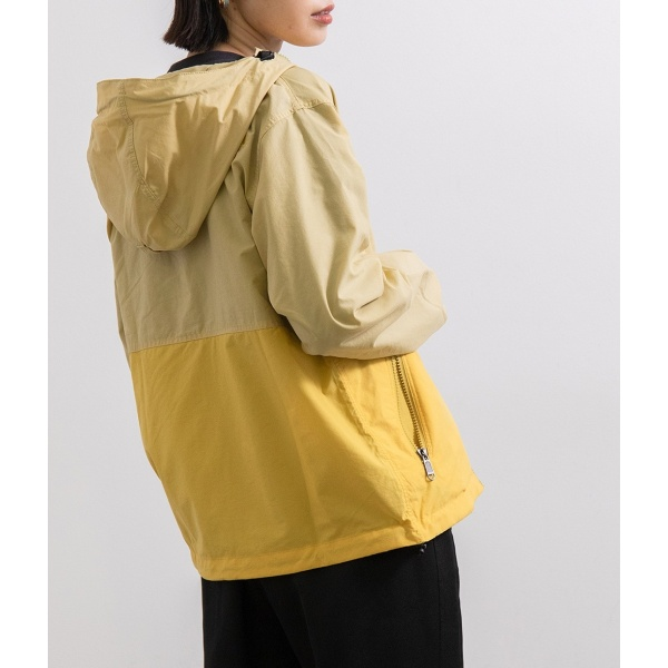 【THE NORTH FACE】compact jacket/アダム エ ロペ ル マガザン(ADAM ET ROPE Le Magasin)