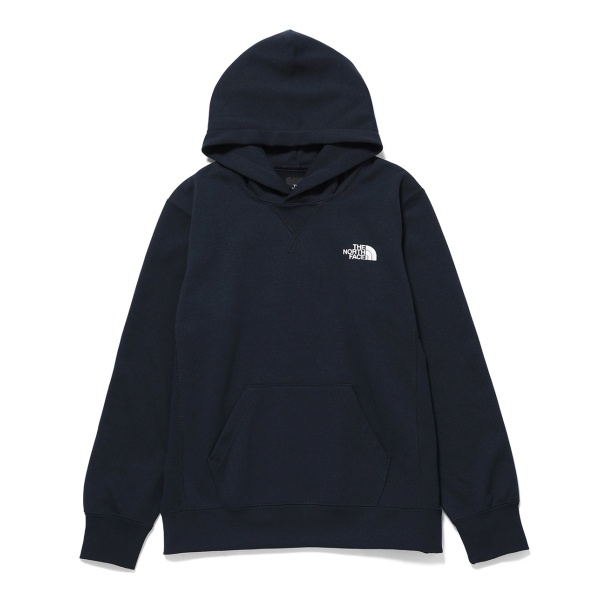 【THE NORTH FACE】backsquare logo hoodie/アダム エ ロペ ル マガザン(ADAM ET ROPE Le Magasin)