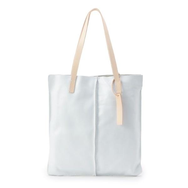 Nananoel 巾着付きレザートートバッグ/エアパペル(Airpapel)