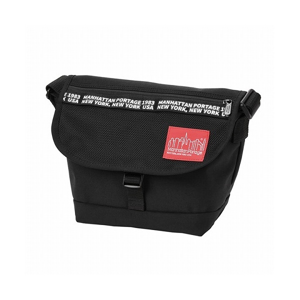 Casual Messenger Bag JR Double Typeset/マンハッタンポーテージ(Manhattan Portage)