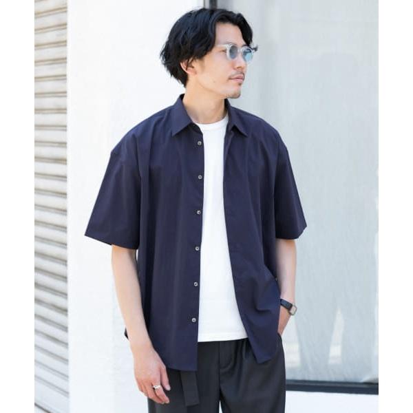 メンズシャツ(丸井織物半袖シャツ)/アーバンリサーチ ロッソ(URBAN RESEARCH ROSSO)