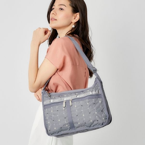 DELUXE EVERYDAY BAG/デザートヴァイン/レスポートサック(LeSportsac)