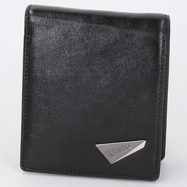 スクエアプレート 折財布/キングズ(KINGZ)