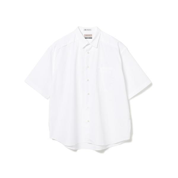 BEAMS LIGHTS / THOMAS MASON レギュラーカラー ショートスリーブシャツ/ビームス ライツ(メンズ)(BEAMS LIGHTS)