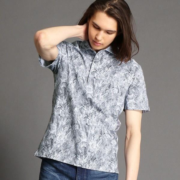 鹿の子ポロシャツ/ムッシュニコル(MONSIEUR NICOLE)