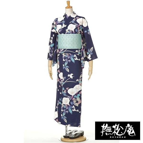 水彩朝顔/C/撫松庵(BUSHOAN)