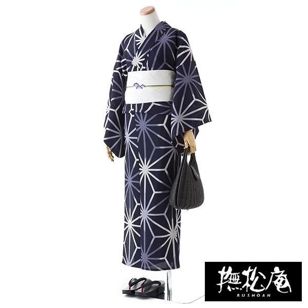 麻の葉/セオ楊柳/撫松庵(BUSHOAN)