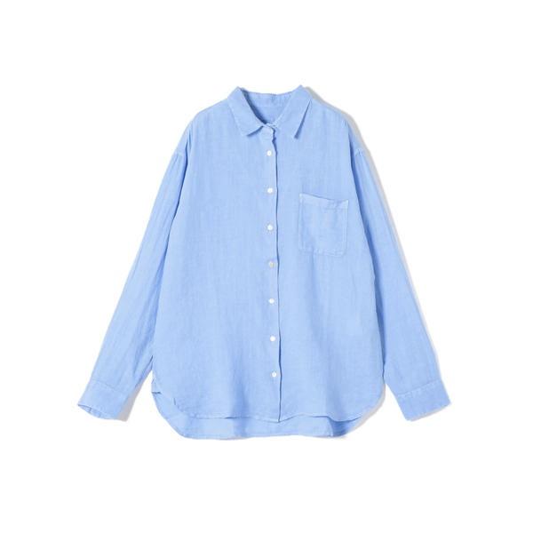 120%LINO:ソリッドシャツ/シップス(レディース)(SHIPS for women)