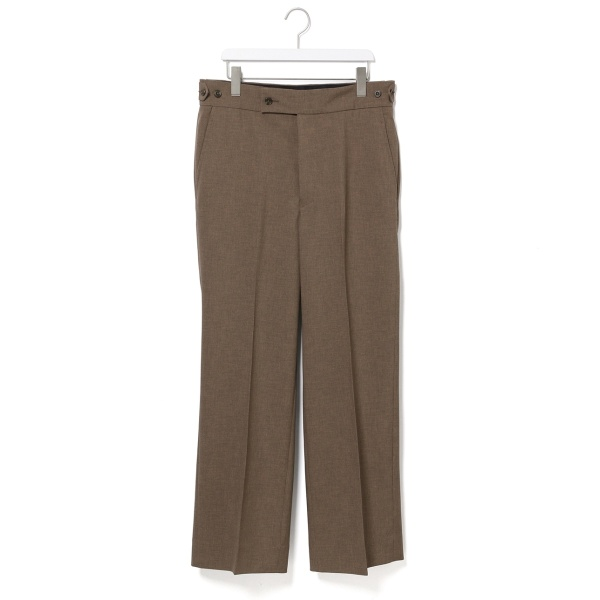 【NEEDLES】 Side Tab Trouser/アダム エ ロペ(メンズ)(ADAM ET ROPE')