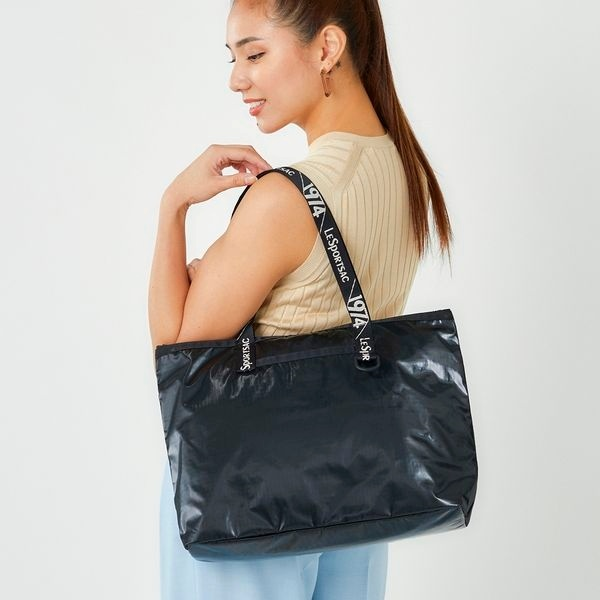 DAILY EAST WEST TOTE/オニキスエルピー/レスポートサック(LeSportsac)