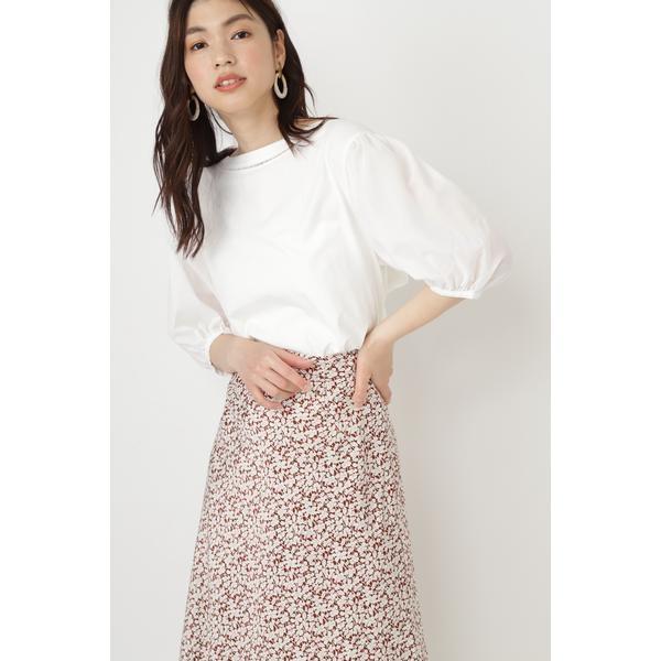 バックリボンジャージーTシャツ/ジルスチュアート(JILLSTUART)