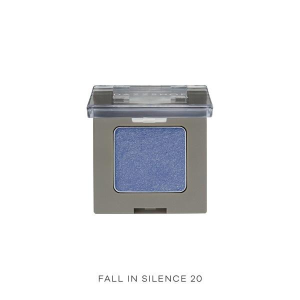DAZZSHOP アリュールドシングルアイシャドウ FALL IN 新着セール SILENCE DAZZ SHOP 即納最大半額 ダズショップ 20