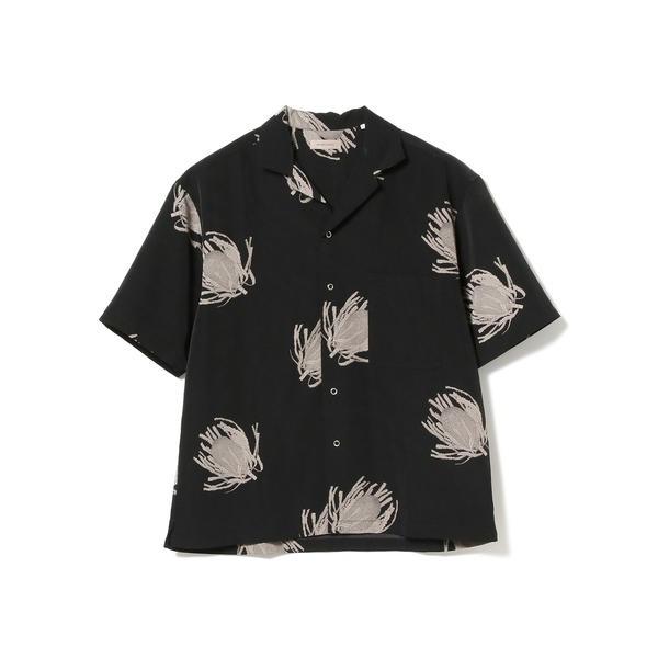 BEAMS LIGHTS / バンクシア プリント オープンカラーシャツ/ビームス ライツ(メンズ)(BEAMS LIGHTS)