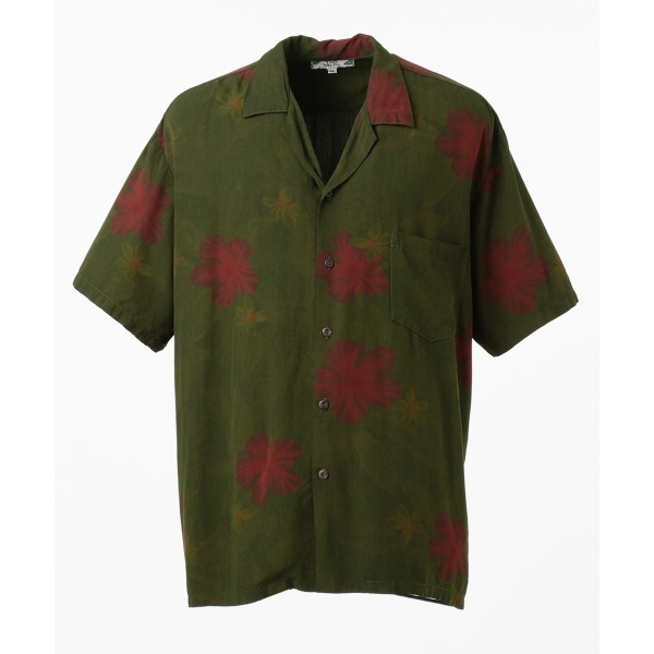 <TWO PALMS>Hawaiian ShirtG/シェアパーク メンズ(SHARE PARK MENS)