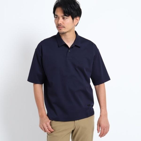 【抗菌防臭】ハイゲージシルケットポンチポロシャツ/タケオキクチ(TAKEO KIKUCHI)