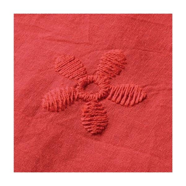 スカラップ刺繍ブラウス 大きいサイズプランプ plumpdrCtshQ
